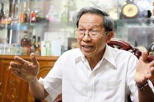 Tướng Cương: 'Trải qua 7 đời Bộ trưởng, tôi thực sự rất buồn khi nghe tin này'