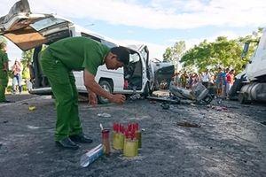 Danh tính 17 nạn nhân trong vụ tai nạn thảm khốc xe đón dâu ở Quảng Nam