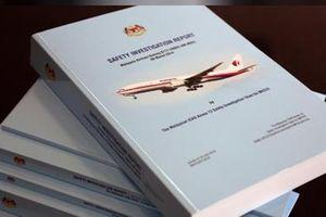 Malaysia công bố báo cáo đầy đủ về vụ MH370 mất tích