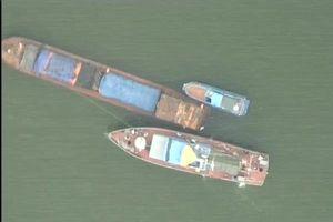 Hải quan phát hiện 9 vụ vận chuyển trái phép khoảng sản, xăng dầu