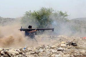 Liên quân Arab phá hủy nhiều bãi phóng tên lửa của phiến quân Houthi