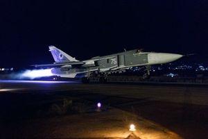 Nga bắt đầu tấn công dồn dập phiến quân IS ở Al-Sweida