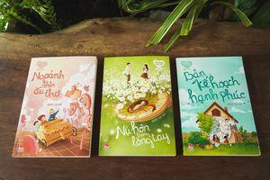 Ra mắt bộ sách 3 cuốn về ký ức gia đình và tình yêu thương