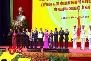 Hà Nội chuyển mình mạnh mẽ sau 10 năm mở rộng địa giới hành chính