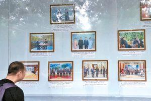 Đại sứ quán Triều Tiên khoe thành tích cải thiện quan hệ với Hàn, Mỹ