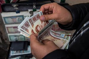 Đồng Rial của Iran giảm kỷ lục trước thời điểm Mỹ áp lệnh trừng phạt