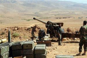 Quân đội Syria 'gây bão' ở Dara'a, 230 tay súng IS thiệt mạng