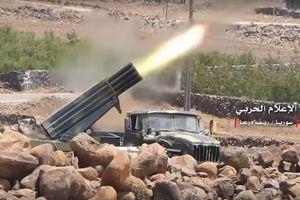 Quân tinh nhuệ Syria ào ạt xung trận kết liễu IS tại chiến tuyến cuối cùng