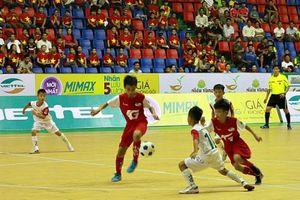 Hai đội của Hà Nội giành quyền vào tứ kết