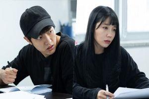 Apink Jung Eun Ji và Sungyeol của INFINITE lần đầu kết hợp trong dự án phim kinh dị