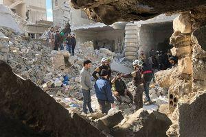 Nga - Iran - Thổ thảo luận hiến pháp và vùng 'xuống thang' tại Syria