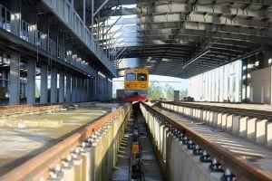 Đường sắt trên cao Cát Linh – Hà Đông cảnh báo an toàn khi đóng điện chạy thử