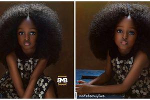 Phát hiện ra cô bé 5 tuổi là 'người xinh đẹp nhất thế giới'