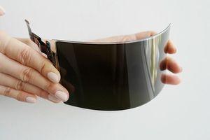 Samsung hé lộ màn hình smartphone 'không thể vỡ'