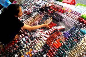 'Thúc' điều tra lô mỹ phẩm giả gần 11 tỉ đồng