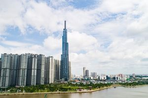 Hạng mục đầu tiên tại tòa tháp cao nhất Việt Nam được đưa vào hoạt động