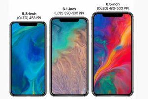 Tin hot về màn hình Flex LCD Full-Active tích hợp cho iPhone 9