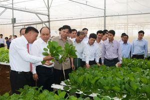 Thủ tướng Nguyễn Xuân Phúc chủ trì hội nghị thúc đẩy đầu tư vào nông nghiệp