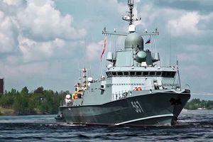Nga chào hàng tàu trang bị tên lửa Kalibr tới các nước Thái Bình Dương