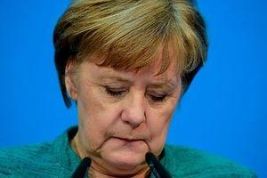 Ủng hộ với phe bảo thủ tại Đức xuống thấp nhất trong 12 năm qua