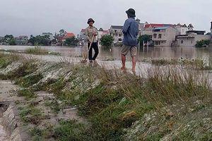 Hai chị em ở 'vùng lũ Chương Mỹ', Hà Nội đuối nước thương tâm