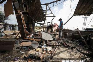 Phái đoàn Hamas tới Ai Cập thảo luận tiến trình hòa giải Palestine