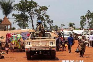 EU gia hạn phái bộ đào tạo quân sự tại Cộng hòa Trung Phi