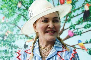 Ca sỹ Madonna gây quỹ từ thiện 60.000 USD vì trẻ thơ tại Malawi