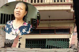 Nhà đổ xuống sông Đà: Nhân chứng tiết lộ thời khắc kinh hoàng