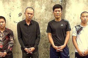 Khởi tố nhóm đối tượng tàng trữ vũ khí tại Phú Quốc