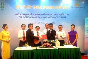 Vietnam Airlines hỗ trợ vận chuyển mô, tạng người trong cả nước