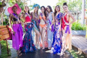 Việt Nam lọt Top 20 người đẹp trình diễn trang phục dạo biển đẹp nhất