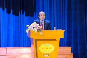 TP. Hồ Chí Minh: HĐQT Đại học HUFLIT sẽ họp giải quyết các vấn đề liên quan tới Hiệu trưởng