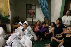 Vụ tai nạn 13 người chết ở Quảng Nam: Xót xa khăn tang dọc trắng thôn Lương Điền