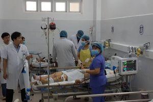 Tình hình sức khỏe của nạn nhân vụ tai nạn thảm khốc khi đi đón dâu ở Quảng Nam