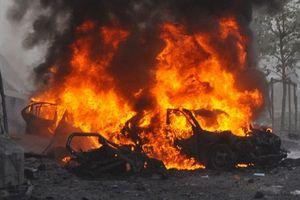 Ít nhất 7 người thiệt mạng trong vụ đánh bom xe ở Philippines