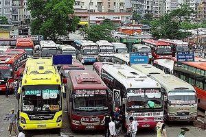 Đề xuất phân loại màu biển số xe kinh doanh và không kinh doanh vận tải