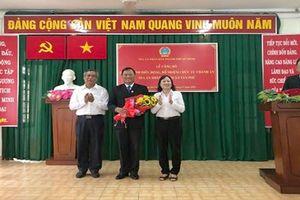 TAND Tp Hồ Chí Minh: Trao quyết định bổ nhiệm Chánh án, Phó Chánh án TAND cấp huyện