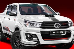 Xe bán tải Toyota Hilux 2018 gia nhập thị trường Việt vào tháng 8/2018 có gì đặc biệt?