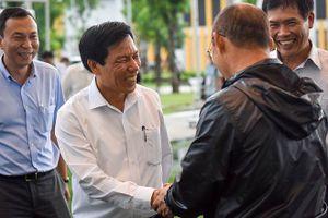 Bộ trưởng Nguyễn Ngọc Thiện không né trách nhiệm
