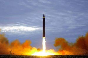 Tình báo Mỹ: Triều Tiên chế tạo tên lửa đạn đạo mới