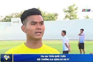 VFF cấm thi đấu vĩnh viễn thủ quân Bà Rịa-Vũng Tàu