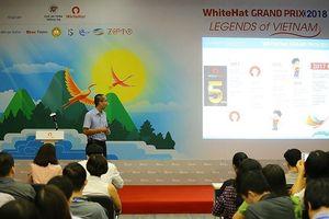 WhiteHat Grand Prix 2018: Vòng chung kết thi đối kháng trực tiếp tại Hà Nội