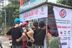 Chưa 'sốt' vé xem U23 Việt Nam tại Mỹ Đình
