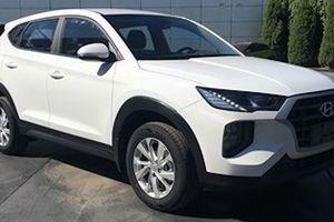 Trung Quốc sẽ có một Hyundai Tucson 'khác lạ' với thế giới