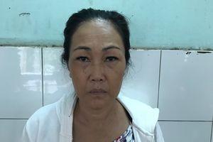 TP HCM: Tạt xăng đốt chồng 'hờ' vì ghen tuông