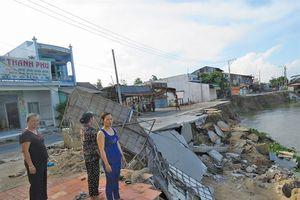 Đồng bằng sông Cửu Long thiệt hại 7,5 tỷ đồng do thiên tai