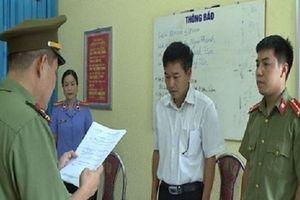 Phó giám đốc Sở GD&ĐT tỉnh Sơn La bị khởi tố cùng 4 đồng phạm