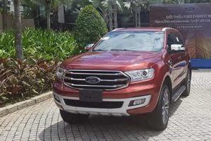 Thông tin Ford Everest thế hệ mới về Việt Nam gây sốt trên báo nước ngoài