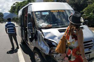Bị xe khách 16 chỗ tông từ phía sau, nam thanh niên tử vong tại chỗ
